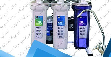 دستگاه تصفیه آب نیمه صنعتی زینود مدل ASI-4001PS