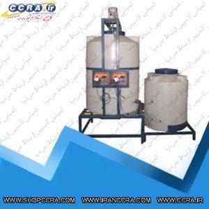 ساختار و تجهیزات سیستم کلرزن مایع در صنعت تصفیه آب و فاضلاب