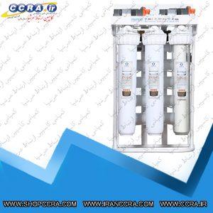 دستگاه تصفیه آب نیمه صنعتی 400 گالن IREFINE