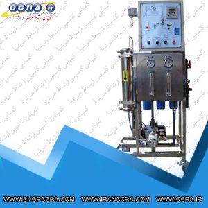دستگاه تصفیه آب صنعتی لونا واتر مدل RO-1000G