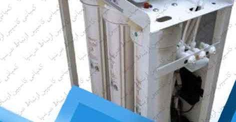 دستگاه تصفیه آب نیمه صنعتی 800 گالن سافت واتر