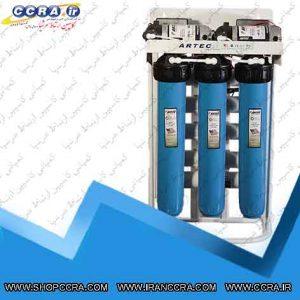 دستگاه تصفیه آب نیمه صنعتی آرتک 1600 لیتری
