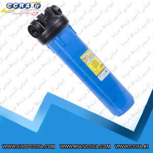 پوست کارتریج 20 اینچ جامبو برای دستگاه های تصفیه آب نیمه صنعتی
