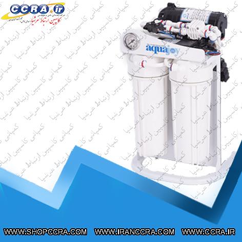 دستگاه تصفیه آب نیمه صنعتی 400 گالنی آکوا جوی