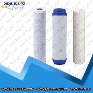 فروش فیلترهای پیش تصفیه دستگاه تصفیه آب نیمه صنعتی