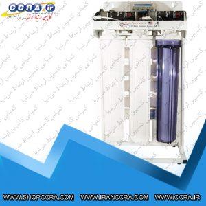 دستگاه تصفیه آب نیمه صنعتی 300 گالنی سافت واتر