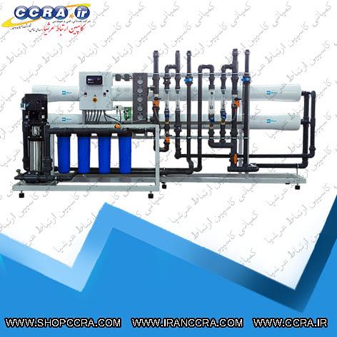 بازار انواع تصفیه آب نیمه صنعتی ساوه