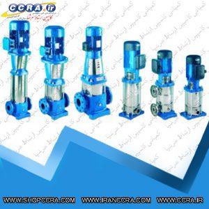مشخصات پمپ طبقاتی در دستگاه های آب شیرین کن صنعتی