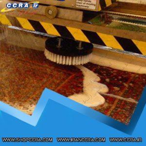 فرآیند تصفیه فاضلاب قالیشویی