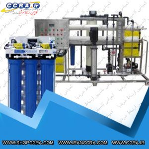 نصب دستگاه های تصفیه آب نیمه صنعتی و صنعتی