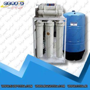 دستگاه تصفیه آب نیمه صنعتی 600 گالن پیور پرو 20 اینچ اسلیم