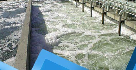 هوادهی فاضلاب با به حرکت درآوردن آب