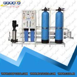 نصب دستگاه تصفیه آب نیمه صنعتی