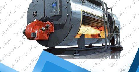 طراحی و تولید دیگ بخار