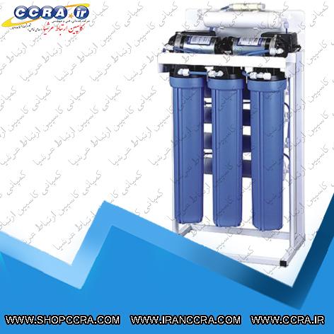 دستگاه تصفیه آب نیمه صنعتی مدل RO200
