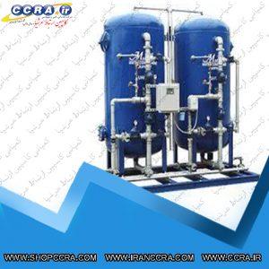 فیلترهای آب MFS صنعتی