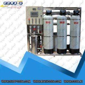 دستگاه تصفیه آب کشاورزی مدل YLD