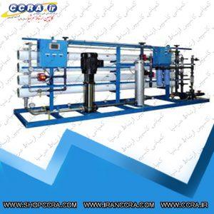 پمپ آب دستگاه تصفیه آب صنعتی
