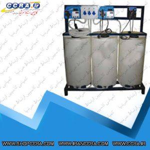 دستگاه کلریناتور در تصفیه آب