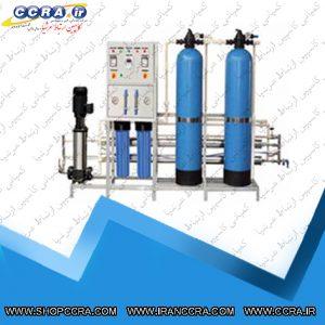 اجزای پیش تصفیه آب شیرین کن صنعتی RO