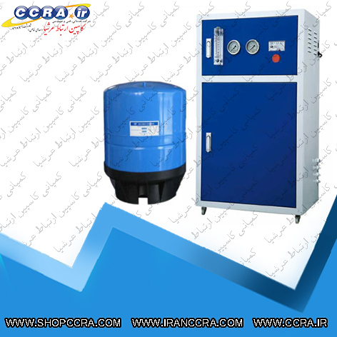 دستگاه تصفیه آب نیمه صنعتی آکوا کلاسیک 800 گالنی