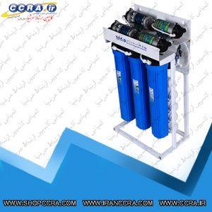 دستگاه تصفیه آب نیمه صنعتی c.c.k 400 گالنی