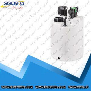 تجهیزات و راه اندازی دستگاه کلرزنی یا کلریناتور