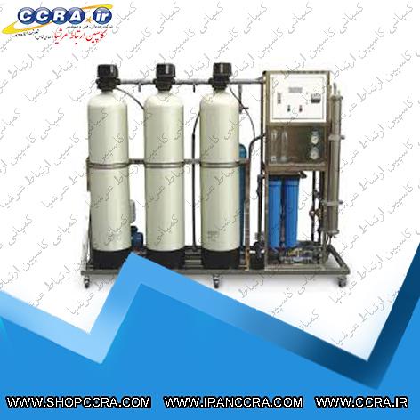 دستگاه تصفیه آب صنعتی AP6000-SM-LX