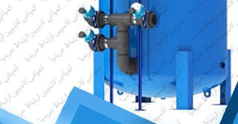 عملکرد فیلتر شنی تحت فشار در دستگاه های تصفیه آب صنعتی