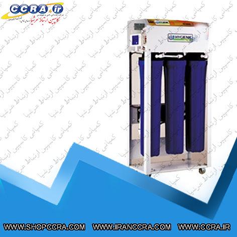 دستگاه تصفیه آب نیمه صنعتی هایجنیک مدل RO200G-lnd