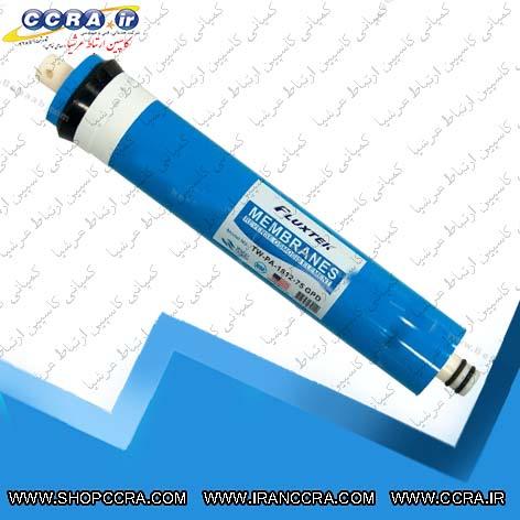 فیلتر ممبران نیمه صنعتی فلاکستک مدل TW-PA-2012-100 GPD