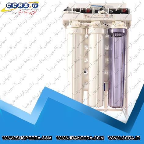 دستگاه تصفیه آب 400 گالن نیمه صنعتی سافت واتر
