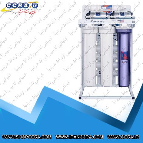 تصفیه آب نیمه صنعتی فلاکستک 400 گالن