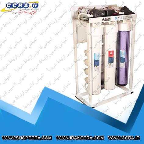 دستگاه تصفیه آب نیمه صنعتی AGM ای جی ام 400 گالنی