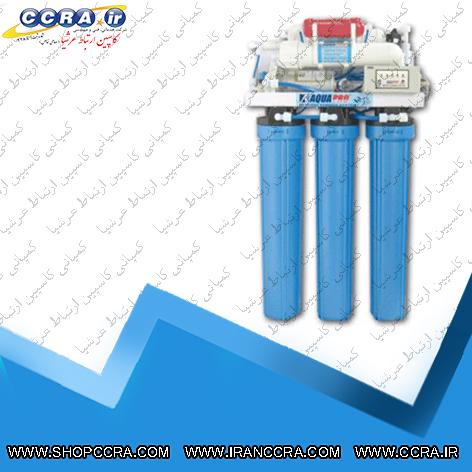 دستگاه تصفیه آب نیمه صنعتی 150 گالن آکواپرو