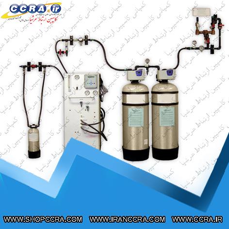 سیستم های تصفیه آب در همودیالیز